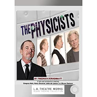 The Physicists Titelbild