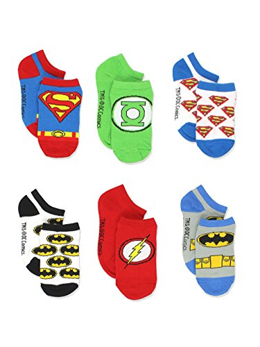 Justice League Toddler Socks 2T-4T