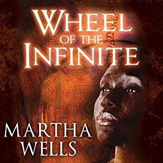 Wheel of the Infinite                   By:                                                                                                                                 Martha Wells                               Narrated by:                                                                                                                                 Lisa Reneé Pitts                      Length: 13 hrs and 52 mins     38 ratings     Overall 4.2