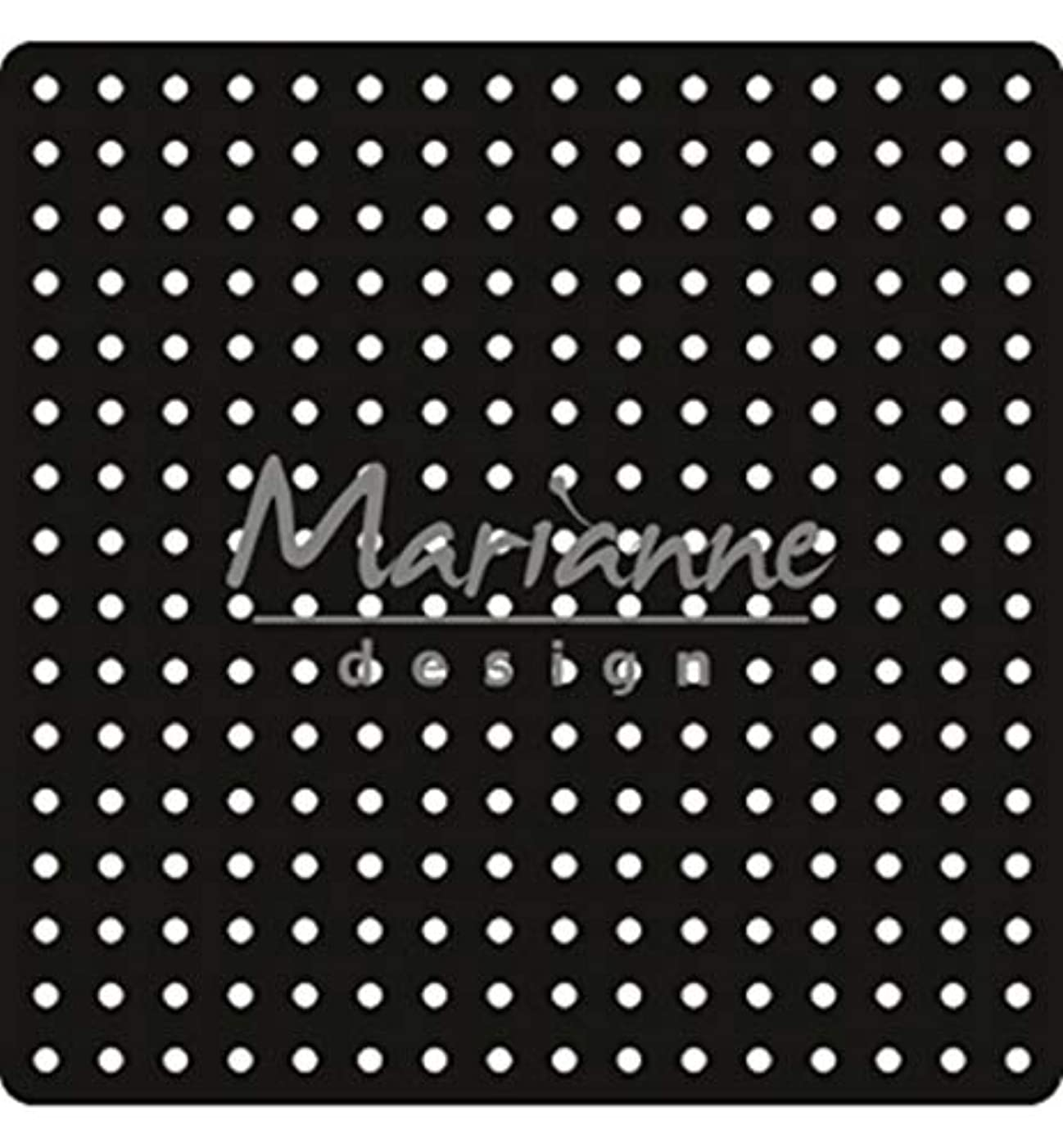 Marianne Design Craftables,Cross Stitch Cutting and Embossing Die for Craft Projects, Argent