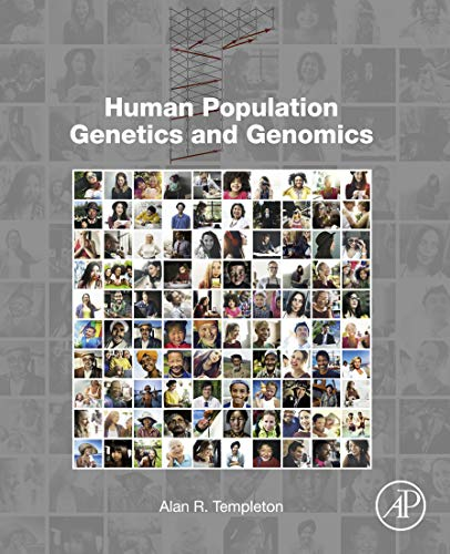 Human Population Genetics and Genomics (English Edition)