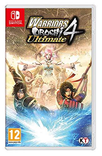Warriors Orochi 4 Ultimate Nsw - Ultimate - Nintendo Switch