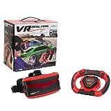 Giochi Preziosi- Playset Interattivo (Volante, Headset E Visore), Multicolore, VRR00000...
