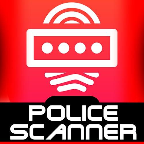 Escáneres de radio de la Policía para piensos policía
