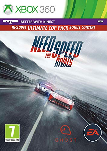 Need For Speed Rivals - Édition Limitée [Importación Francesa]