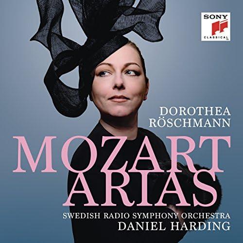 Dorothea Röschmann & Wolfgang Amadeus Mozart