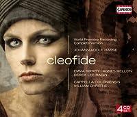 Hasse: Cleofide (2011-03-29)