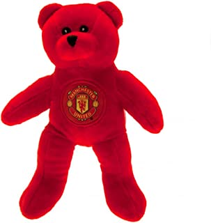Manchester United FC Official Crest Design Bear