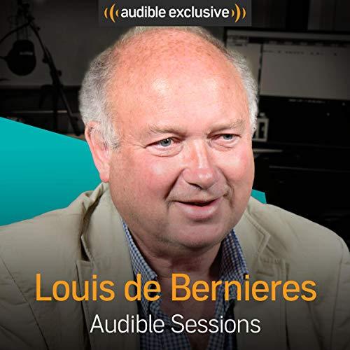 Louis de Bernieres cover art