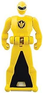 Power Rangers Super Megaforce Yellow Dino Thunder Ranger Key 2.5