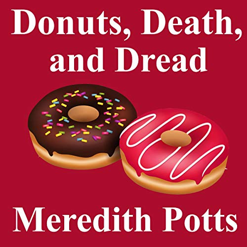 Donuts, Death, and Dread  By  cover art