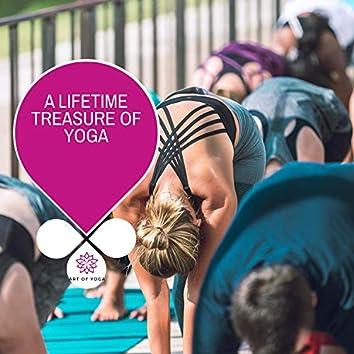 A Lifetime Treasure Of Yoga