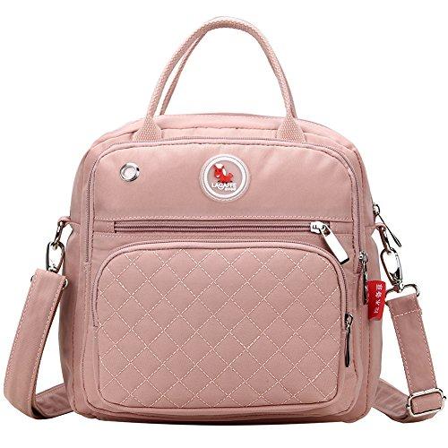Designer-Tasche für Baby-Zubehör von LCY, kleiner Organizer für Windeln, Messenger-Tasche, Rucksack, Wickeltasche