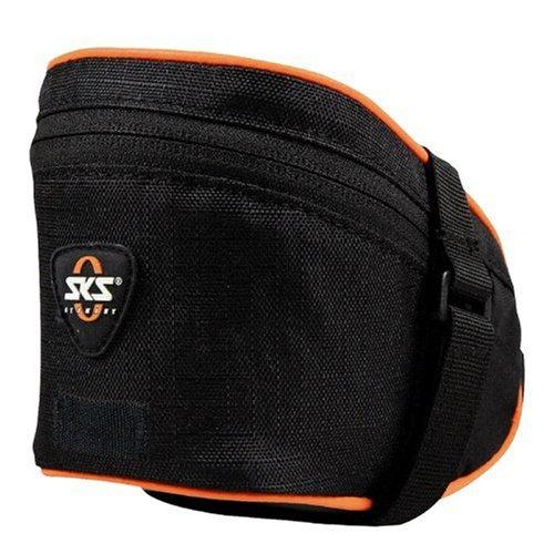 SKS Herren Tasche Base Bag L Schwarz, 0.1 x 0.1 x 0.1 cm, 1 Liter