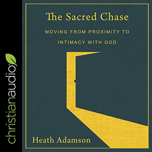 The Sacred Chase cover art