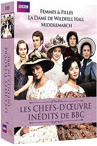 Coffret LES CHEFS-D'ŒUVRE INÉDITS BBC (******)