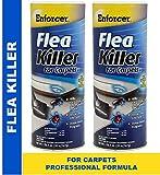 Enforcer Flea Killer for Carpets 20 ounce EFKOB203 (Pack of 2) Ocean...