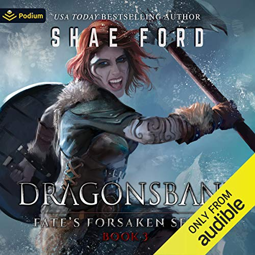 Dragonsbane Audiobook By Shae Ford cover art