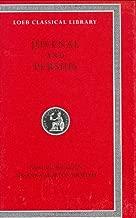 Juvenal and Persius (Loeb Classical Library)