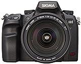 Sigma SD1 Merrill Kit Apparecchio Digitale Fotografico con 17-50/2.8 EX DC OS HSM1 Scatola, Nero