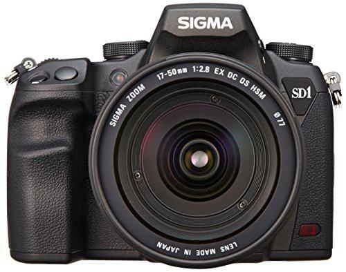 Sigma SD1 Merrill Appareil photo numérique Reflex 46 Mpix Boîtier nu Noir