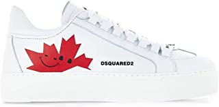 DSQUARED2 Luxury Fashion Womens SNW002040900001M1747 White Sneakers | Fall Winter 19