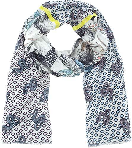 Lieblingsstück Tuch 'Madelaine L' blau (460 jeans) 0