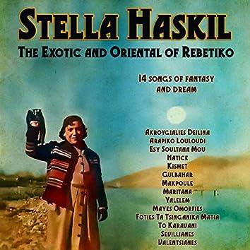 Exotic and Oriental Songs of Rebetiko