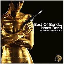 Best Of Bond... James Bond 50 Years - 50 Tracks (Remastered 2CD) O.S.T.