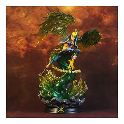 Undead Bird Marco Anime Model PVC Handmade Home Decoration Crafts, Can be Used for Birthday Christmas Creative Gifts Z-2020-7-20 image