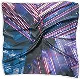 iuitt7rtree Maske Light Woman Multifunktionale leichte Wickel Kopfbedeckung Emulation Schal Quadratischer Schal Schal Kopftuch Kopfschmuck
