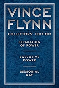 Vince Flynn Collectors  Edition #2  Separation of Power Executive Power and Memorial Day  A Mitch Rapp Novel