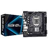 Asrock Placa H410M-HDV R2.0,Intel,1200,H410,MATX