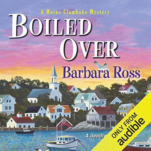 Boiled Over audiobook cover art