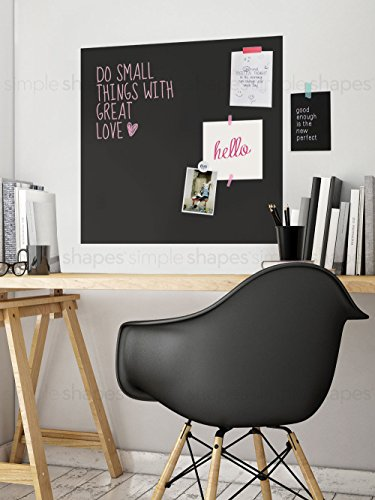 simple shapes wall decals - 9