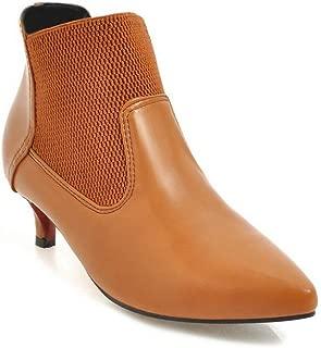 BalaMasa Womens ABS13909 Pu Boots