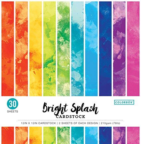 Colorbok 68266E Paper Crafts, 12 x 12, Multicolor