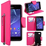 ebestStar - compatible with Sony Xperia E3 Case D2203