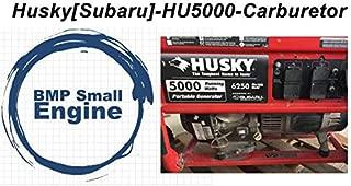 BMotorParts Carburetor Carb for Husky 5000 6250 Watt Subaru Generator HU5000 HU5000P R New
