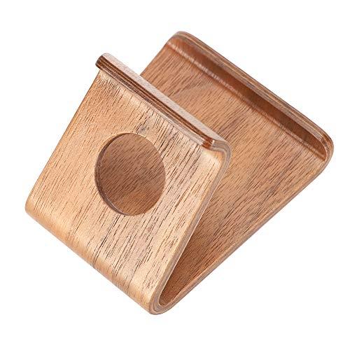 houten telefoon houder ikea