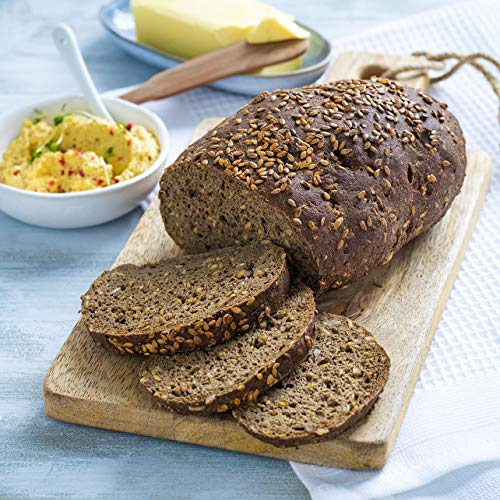 Lizza Low Carb Brot, 250g Backmischung - 8