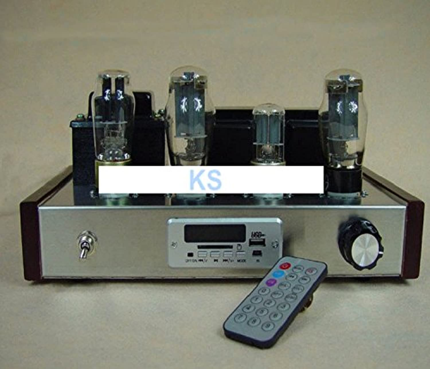 KOHSTAR HIFI EXQUIS manufacturer 6N9P 6P3P tube amps with USB MP3 decoder singleended 7w vacuum tube amplifier finished product