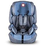 Lionelo LO-NICO BLUE निको बच्चा कार सीट बच्चा कार सीट -9 --36kg समूह १ + २ +,, निलो, k के