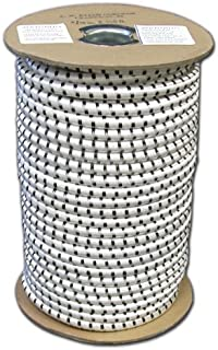 T.W Evans Cordage SC-104-050 1/4-Inch by 50-Feet Elastic Bungee Shock Cord