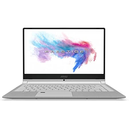 """MSI PS42 8RB-032XES - Ordenador portátil 14"""" FullHD (Intel Core i7-8550U, 8GB RAM, 512GB SSD, Nvidia GeForce MX150 de 2 GB , sin Sistema operativo) color plata - Teclado QWERTY español"""
