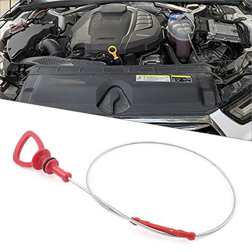 Three T Varilla de nivel de aceite de coche Varilla de nivel de aceite de motor Varillas de nivel de aceite 2710100372 Para CL203 S203 S204 W203 W204 A209 C209 S211 W211 R171 1.8L