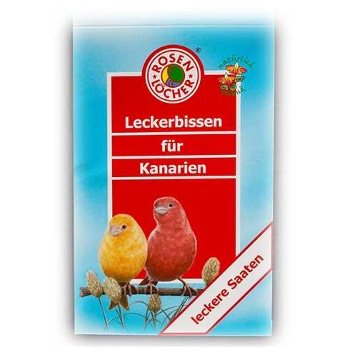 Rosenlöcher- Leckerbissen 20g