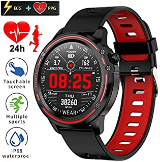 PROMISESTYLE Fitness Tracker, L8 Smart Watch Wristband,Heart