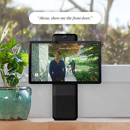 """Product Image 7: Facebook Portal Plus – Smart Video Calling 15.6"""" Touch Screen Display with Alexa – Black"""