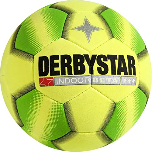 Derbystar Indoor Beta, 5, gelb grün, 1054500540
